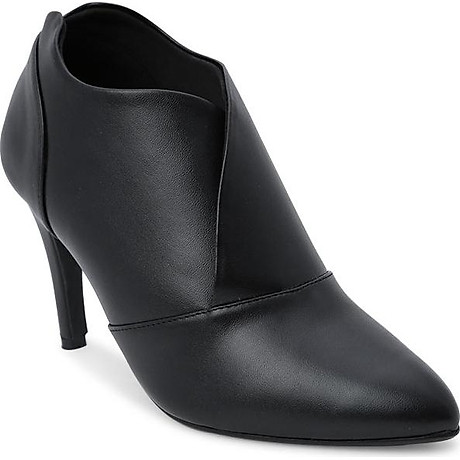 Giày Boot Nữ Cổ Thấp Rosata RO35 - Đen 1
