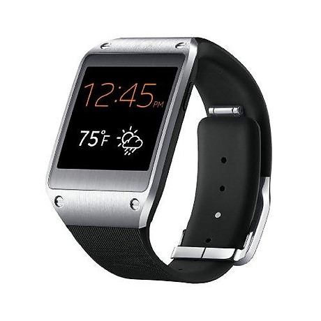 Samsung Galaxy Gear Smartwatch- Retail Packaging - Lime Green (Discontinued by Manufacturer) 4