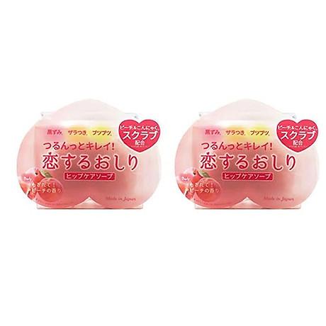 Combo 2 Xà Phòng Cải Thiện Thâm Mông Pelican Hip Care Soap Nội Địa Nhật 1