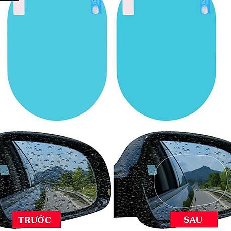 Miếng dán gương chống nước trên cửa kính ô tô 2