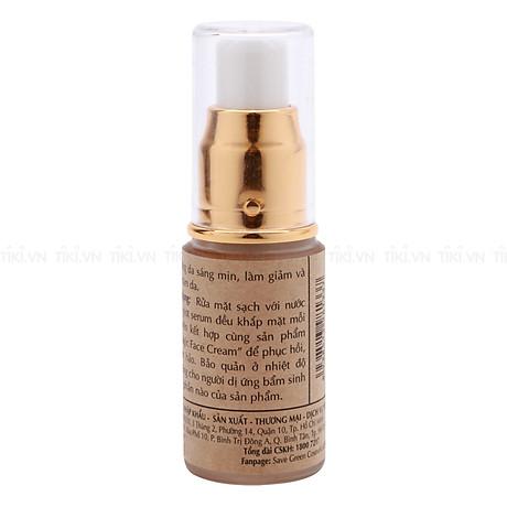 Tinh Chất Tha o Dươ c Phục Hồi Da Sạm Nám Cosmetic & Spa Malasma Serum (20ml) 2