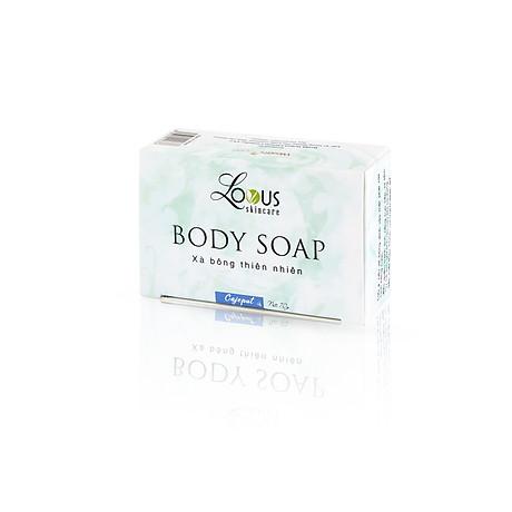 XÀ BÔNG BODY SOAP LOOUS 70G - TRÀM 1