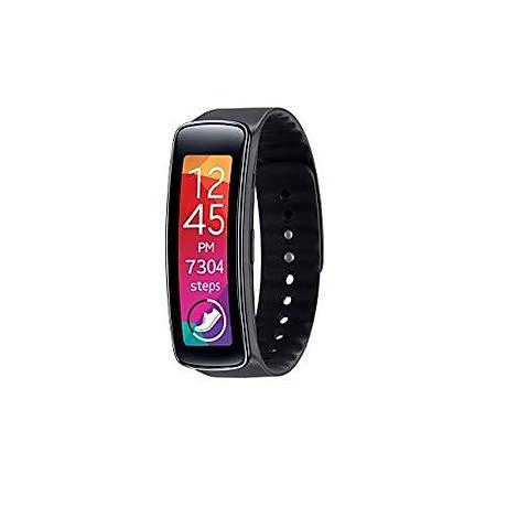 Samsung Gear Fit Smart Watch, Black (US Version) 2