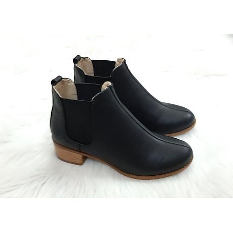 Giày Boot da bò 1