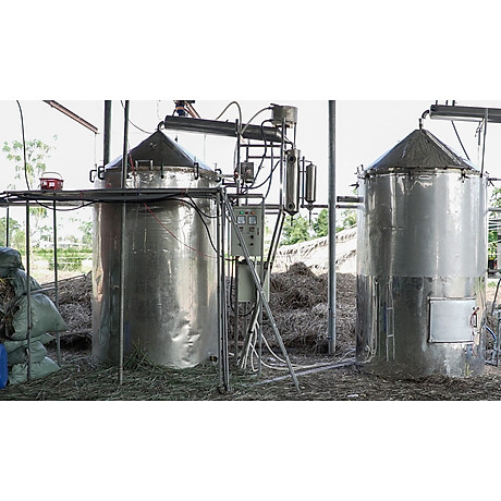 Tinh dầu hoa Sen Trắng 100ml Mộc Mây - tinh dầu thiên nhiên nguyên chất 100% - chất lượng và mùi hương vượt trội - Có kiểm định 24