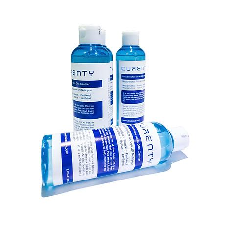 Sữa Rửa Mặt Đa Dụng Chiết Xuất Cây Thông Đỏ Curenty All in ONE Cleanser 210ml (Hàng Nhập Khẩu Cao Cấp) 6
