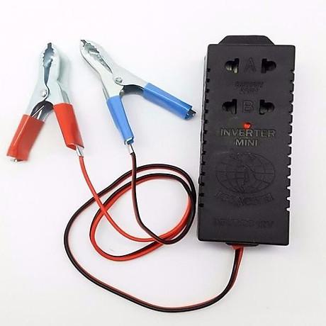 Thiết bị biến điện 12v ra 220V 40W 1