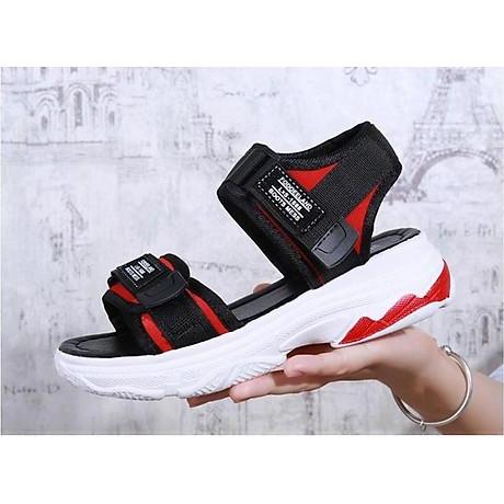 Giày Sandal nữ quai dán cá tính, năng động - SD69 8