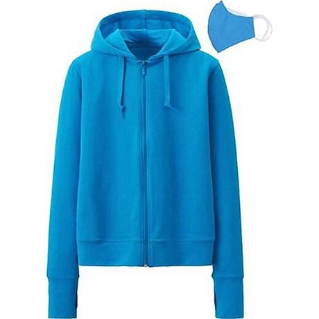 Áo chống nắng cotton mát mịn + khẩu trang (Màu Ngẫu Nhiên) 6