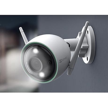 Camera IP Wifi ngoài trời EZVIZ C3N 1080P - ban đêm có màu - hổ trợ thẻ nhớ lên đến 256G - hàng nhập khẩu 1