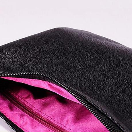 Bộ cọ trang điểm MSQ màu hồng 12 cây MSQ New Arrival 12Pcs Make up Brush (pink) 3