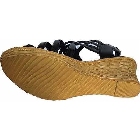 Giày Sandal Nữ Đế Xuồng Rọ C63 2