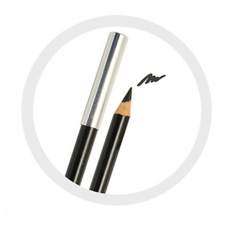 Chì vẽ mí mắt Aroma Eyeliner Pencil Hàn Quốc No.101 Black tặng kèm móc khoá 5