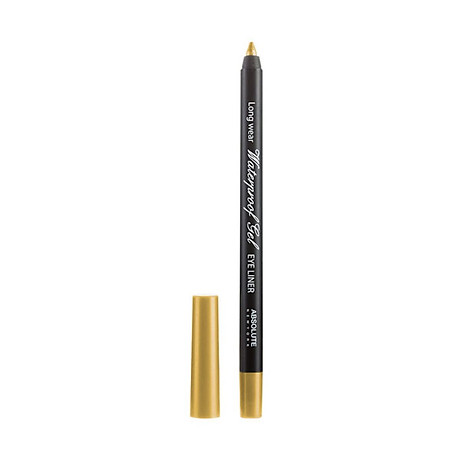 Gel Kẻ Mắt Absolute New York Waterproof Gel Eye Liner NFB81 - Gold (5g) 1