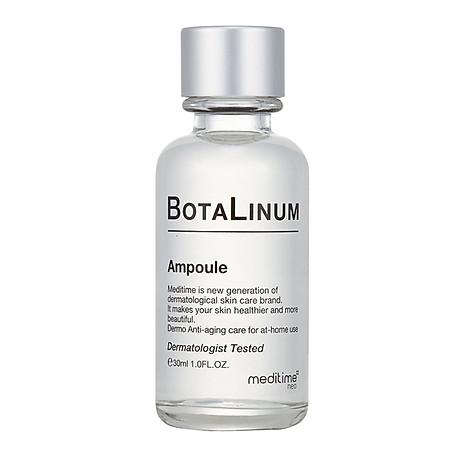 Tinh Chất Phục Hồi và Tái Tạo Da - Botalinum Ampoule Serum MEDITIME 30ml 1
