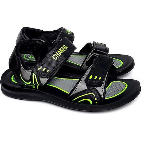 Giày sandal nữ thời trang T253K235 - Đen 5