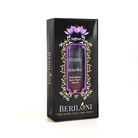 Nhụy Hoa Nghệ Tây Beriloni Saffron loại cao cấp Super Negin (1 Gram) 1