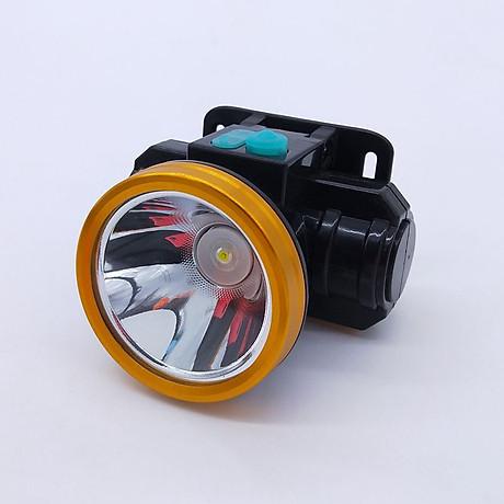 Bộ Đèn Pin Đội Đầu Cao Cấp 60W Siêu Sáng, An Toàn, Chống Cháy Nổ 5