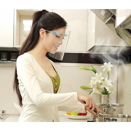 Kính chống bắn dầu mỡ bảo vệ mặt khi nấu ăn 2