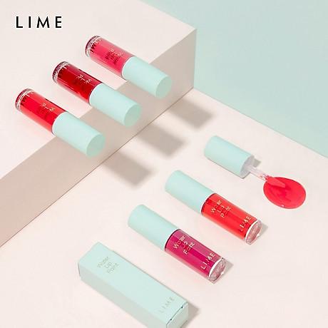 Son Nước Lâu Trôi Lime Water Lip Paint 3.5ml 3