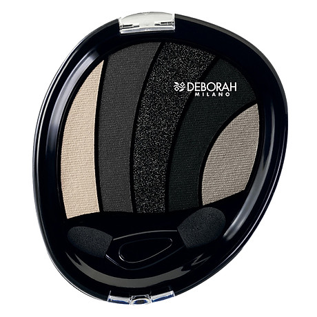 Phấn Mắt 5 Màu Deborah Perfect Smokey Eye Palette 03 1