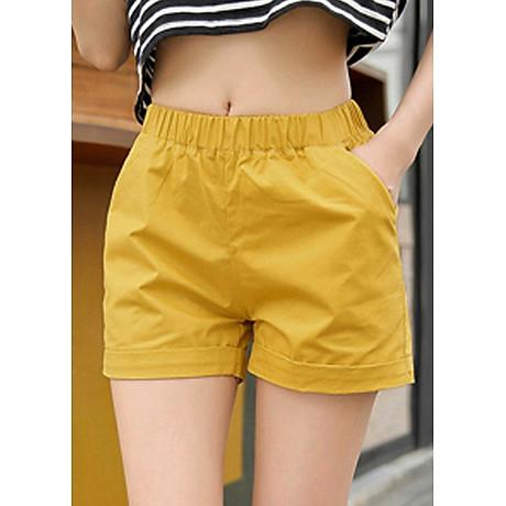 Quần shorts nữ chất liệu cao cấp thoáng mát 166 3