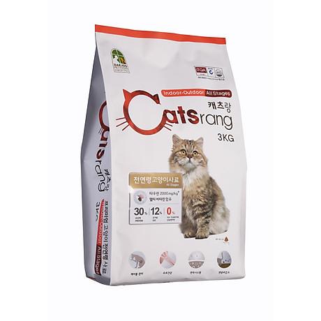 Thức ăn hạt cho mèo mọi lứa tuổi CATSRANG 1
