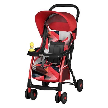 Xe Đẩy Trẻ Em Baobaohao 722C - B289 - Đỏ 1