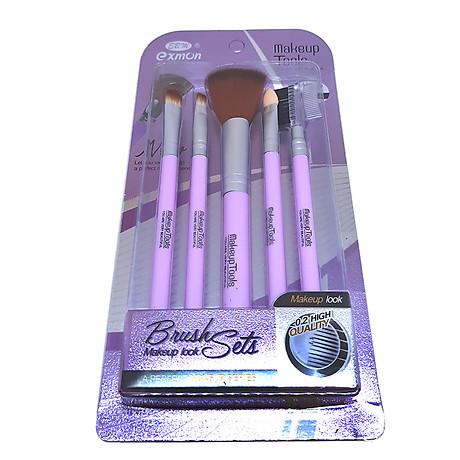 Bộ Cọ Trang Điểm 5 Cây Makeup Tools Brush Sets 3