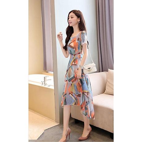 Đầm, váy maxi dáng dài NH40 - NH40 2