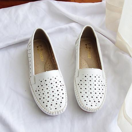Giày búp bê nữ , Giày lười nữ , Giày mọi nữ , Giày slip on nữ cao cấp 3