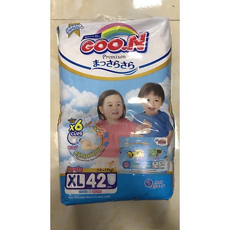 Tã quần GOO.N Premium XL42 1