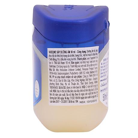 Sáp Dưỡng Ẩm Vaseline (50ml) 3