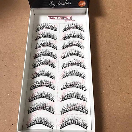 Lông mi giả Eyelashes Fashion Color 10 cặp 5