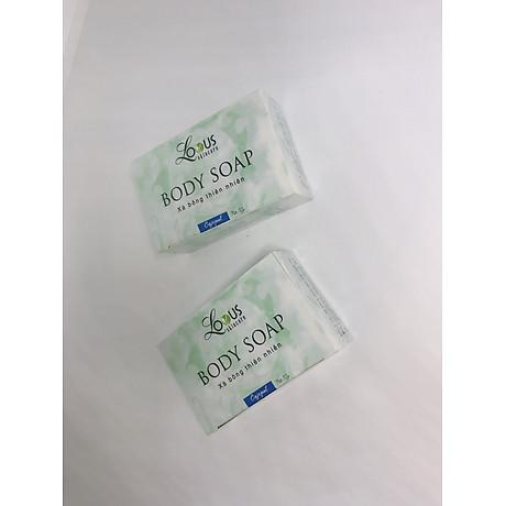 XÀ BÔNG BODY SOAP LOOUS 70G - TRÀM 3