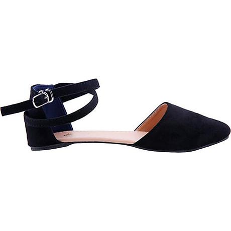 Giày Bệt Nữ Quai Chéo Q895 1