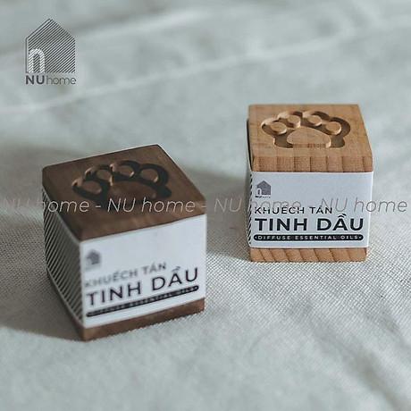 Khếch tán tinh dầu bằng gỗ - Kono, được thiết kế đơn giản với nhiều kiểu dáng đẹp mắt và sang trọng 2