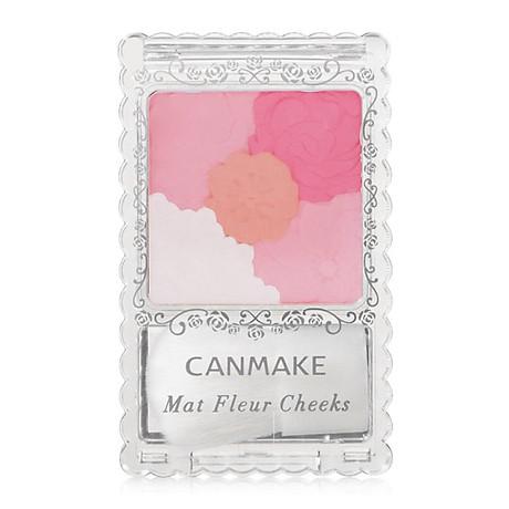 Má Hồng Không Nhũ-Mat Fleur Cheeks 1