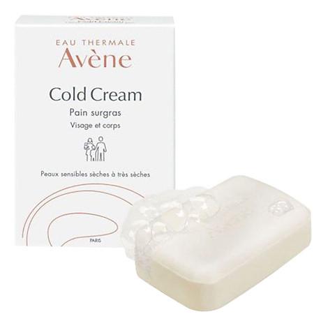 Xà Phòng Tắm Dành Cho Da Khô Avene Cold Cream Ultra-Rich Cleansing Bar A1ACB1 - 100g - 100715878 1