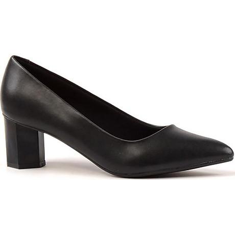Giày Công Sở Cao Gót Nữ Vasmono Mũi Nhọn V015080 2