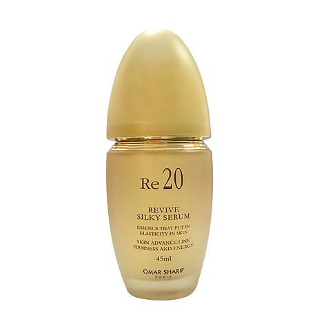 Omar Sharif Re20 Revive Silky Serum - Tinh Chất Phục Hồi Năng Lượng Cho Da 1
