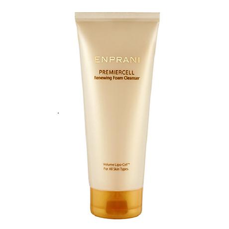 Sữa rửa mặt chống lão hóa Enprani Premiercell Renewing Foam Cleanser 170ml 1