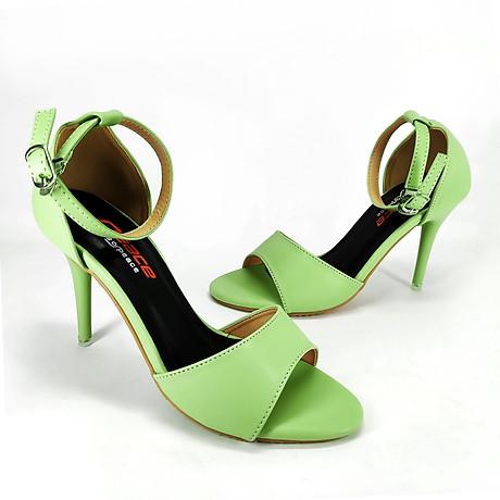 Giày Sandal Cao Gót Nữ Cao Cấp Peace PO1205 2