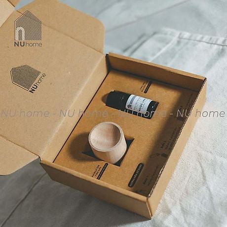 Khếch tán tinh dầu bằng gỗ - Kono, được thiết kế đơn giản với nhiều kiểu dáng đẹp mắt và sang trọng 8
