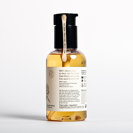 Combo dầu tẩy trang hoa hồng cocoon 140ml + Son dưỡng môi cocoon 5g 2