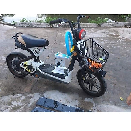 Ghế cho bé ngồi xe Ga và xe đạp điện 7