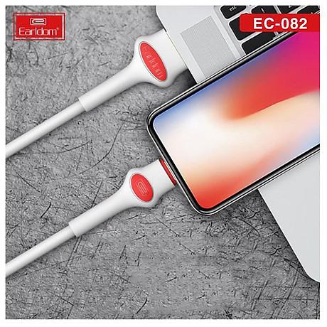 Cáp Sạc Earldom 1M cho các dòng điện thoại EC-082 - HÀNG CHÍNH HÃNG 100% (giao màu ngẫu nhiên) 6