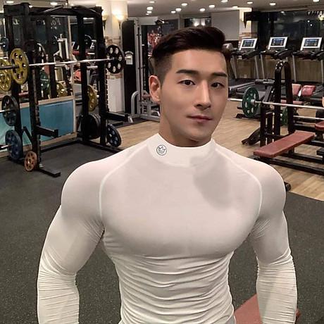 Áo Ngắn Tay Tập Gym Nam - Hàng Siêu Cấp 2