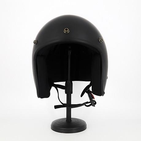 Mũ Bảo Hiểm 3 4 Đầu Tem Xe Cực Chất - Mũ Bảo Hiểm Chuyên Phượt Cao Cấp 5