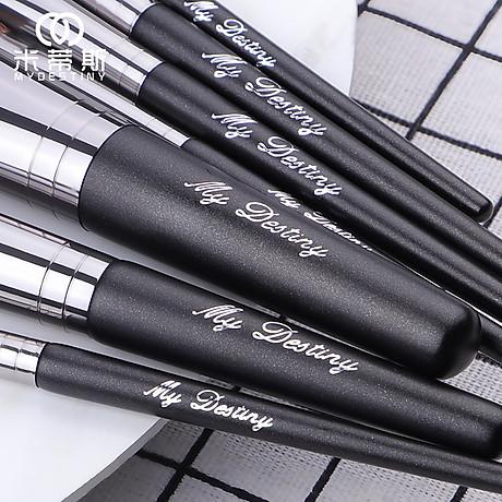 Bô co trang điê m ca nhân 7 cây Mydestiny 7 Pcs Pro Makeup Brush Set 5